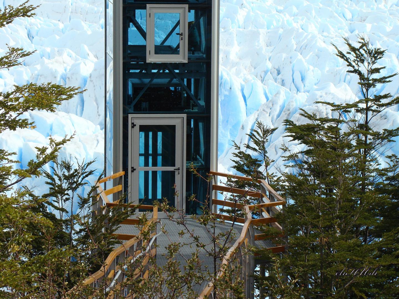 Hacia los hielos gigantes