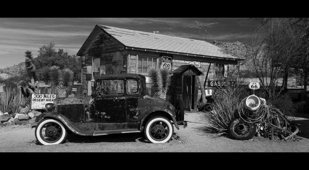 Hackberry General Store - Route 66