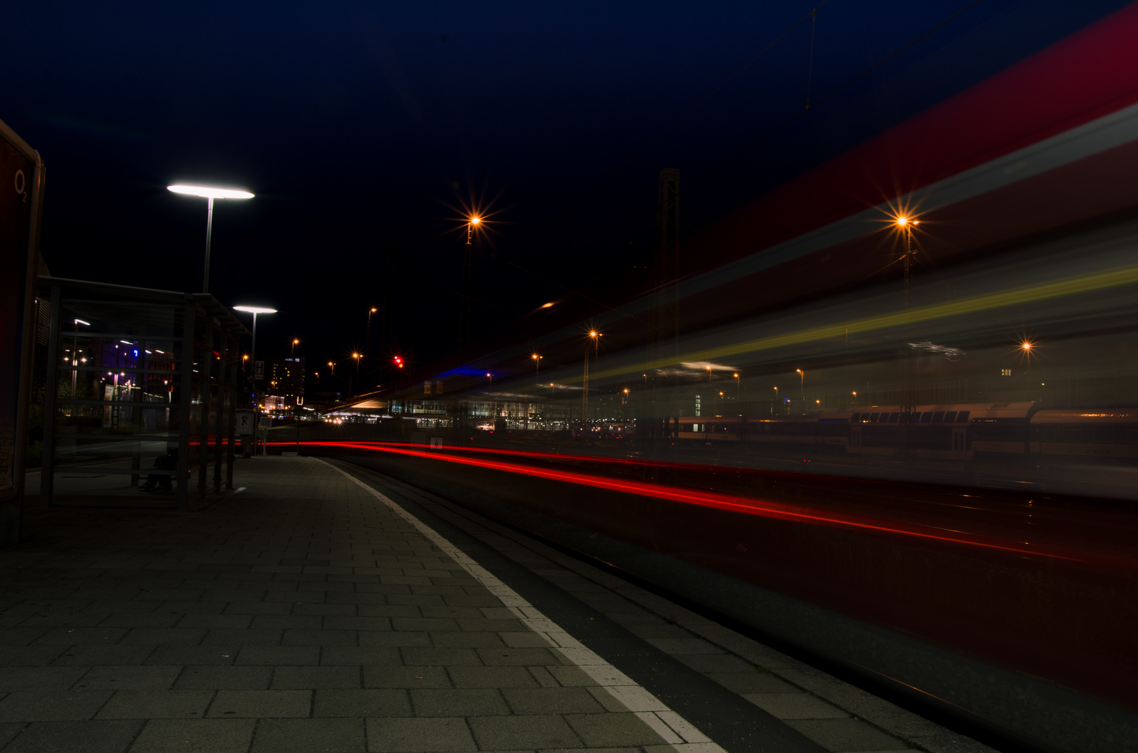 Hackerbrücke S-Bahn München
