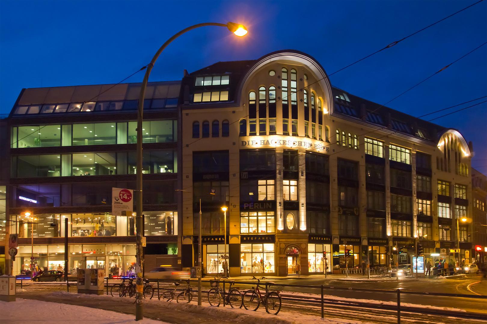 Hackesche Höfe Spandauer Vorstadt