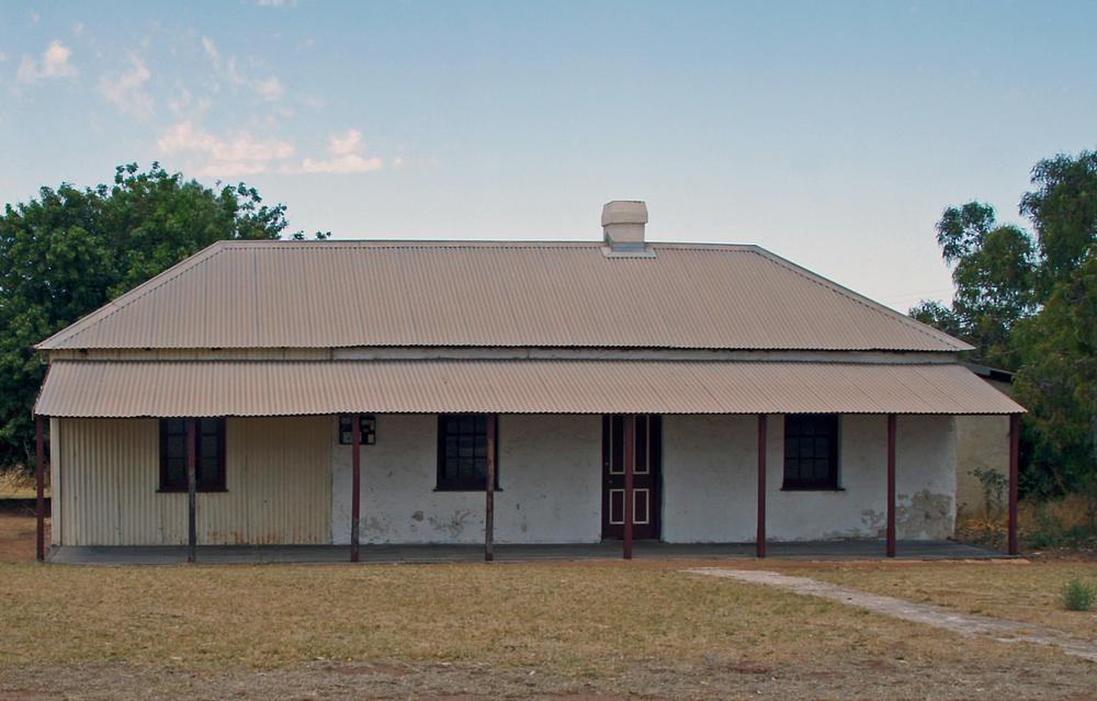 ..Hackett's Cottage..