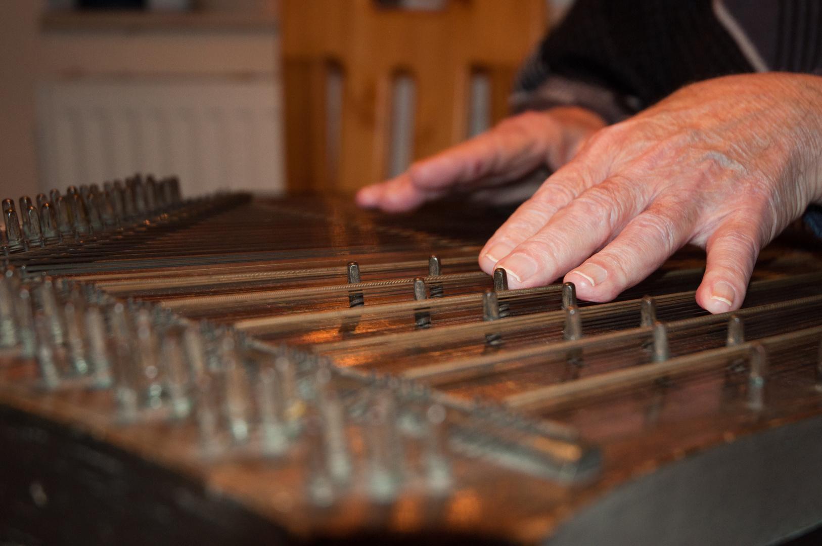 Hände der Musik