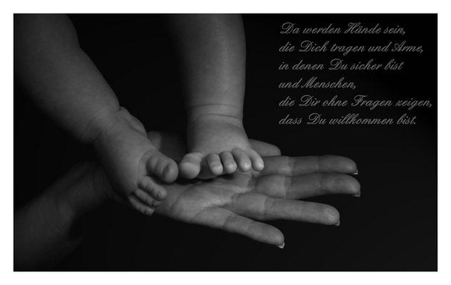 Hände die dich tragen...(- Re-Reload-)