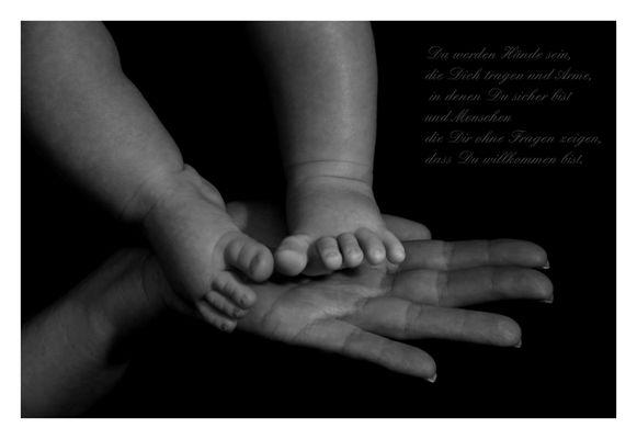Hände die dich tragen...(- Reload-)