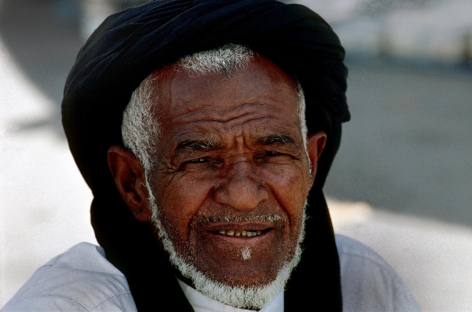 Händler auf dem Djamaa el Fna