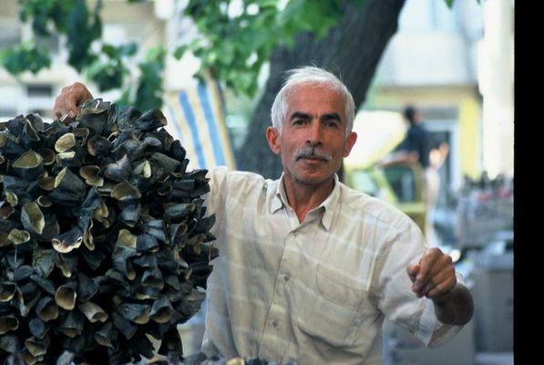Händler In der Türkei
