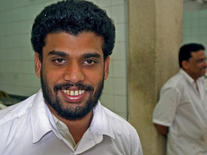 Händler in Oman