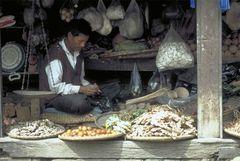 Händler in Patan