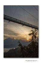 Hängebrücke Sigriswil....