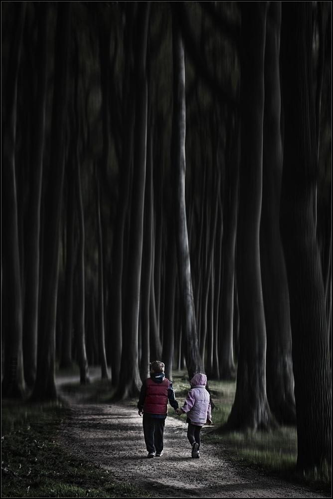 Hänsel und Gretel....