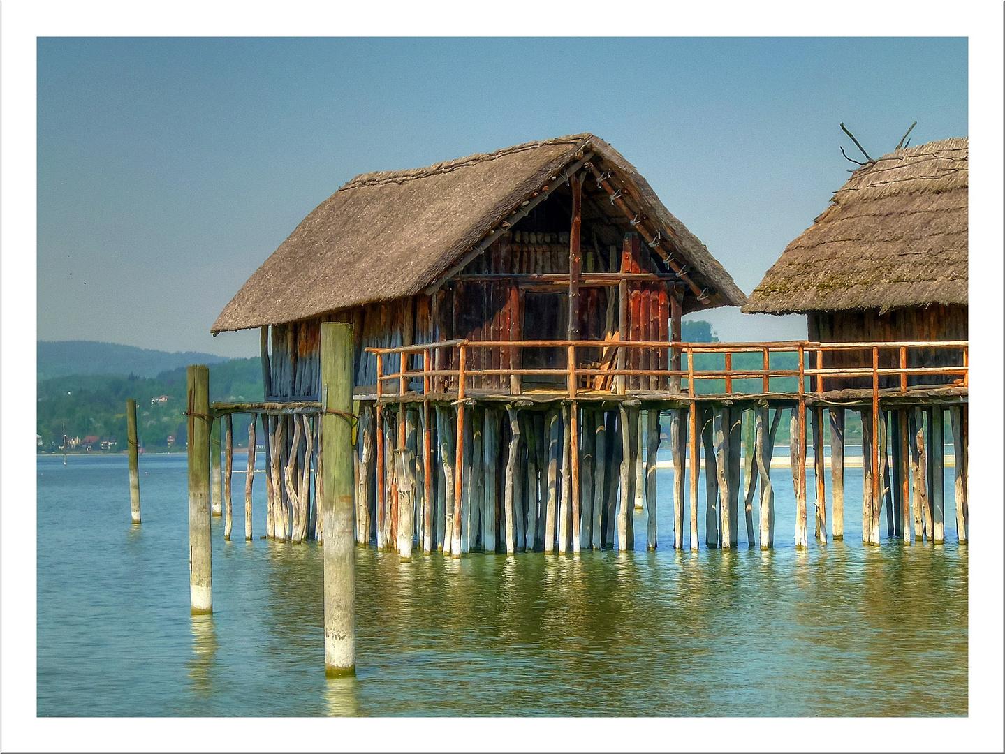 Häuschen für Wasserliebhaber