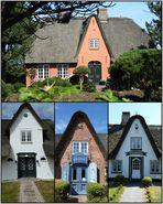 Häuser auf Sylt