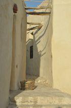 Häuser im nubischen Stil in Marsa Alam