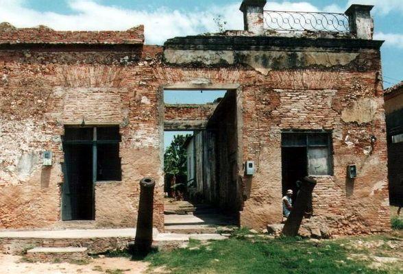 Häuser in Cuba