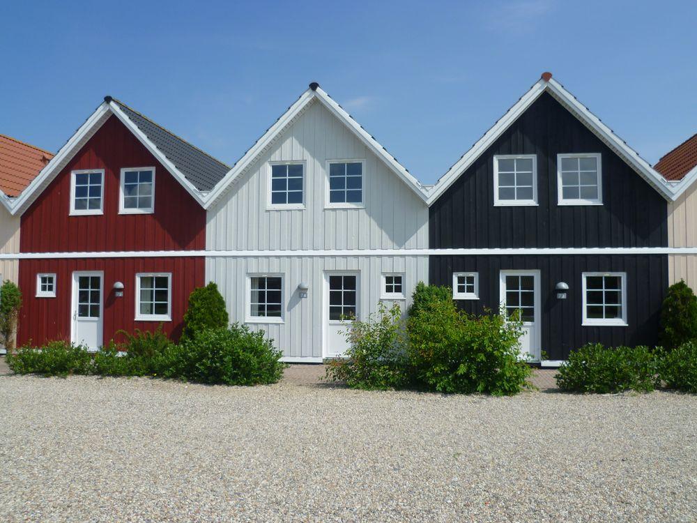 Häuser In Dänemark häuser in dänemark bild foto knipsmani aus farben