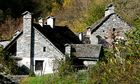 Häuser in Mondada Val Bavona