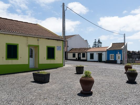 Häuser in Rabo de Peixe