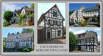 Häuser in Schwarzweiss