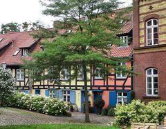 Häuseridylle in Stralsund 2