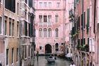 Häuserszene in Venedig