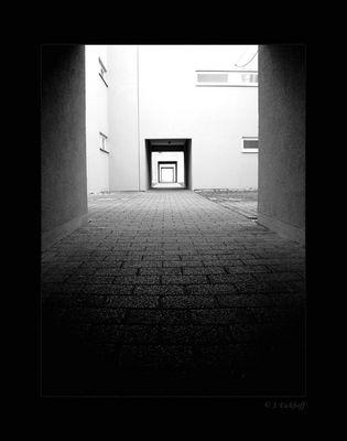 """Häuser""""tunnel"""""""