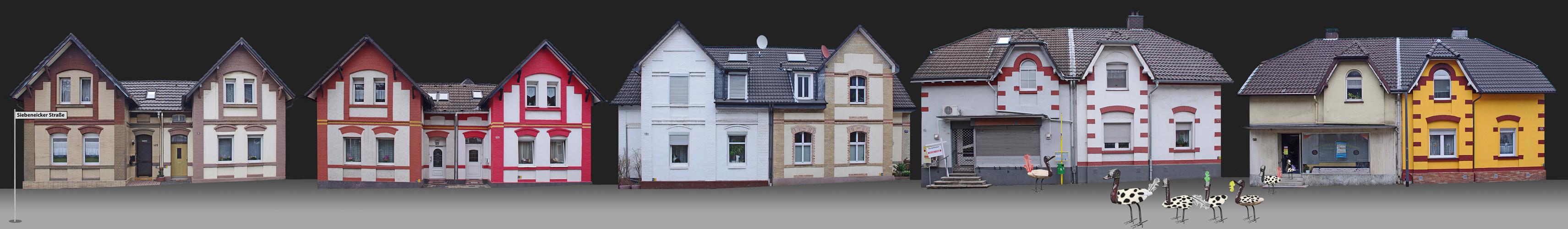 Häuserzeile # 1