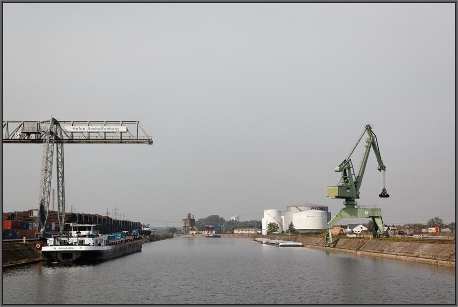 Hafen Aschaffenburg (2)