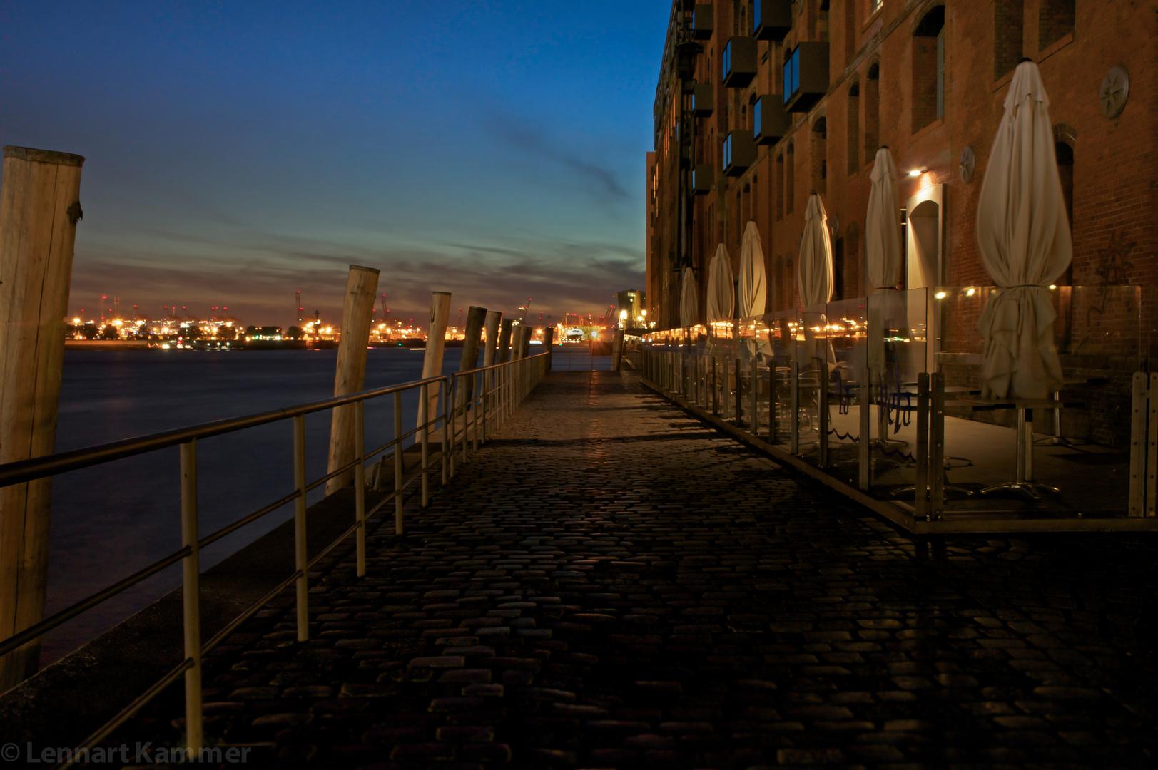 Hafen- Atmosphäre