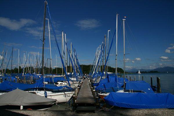 Hafen Breitbrunn