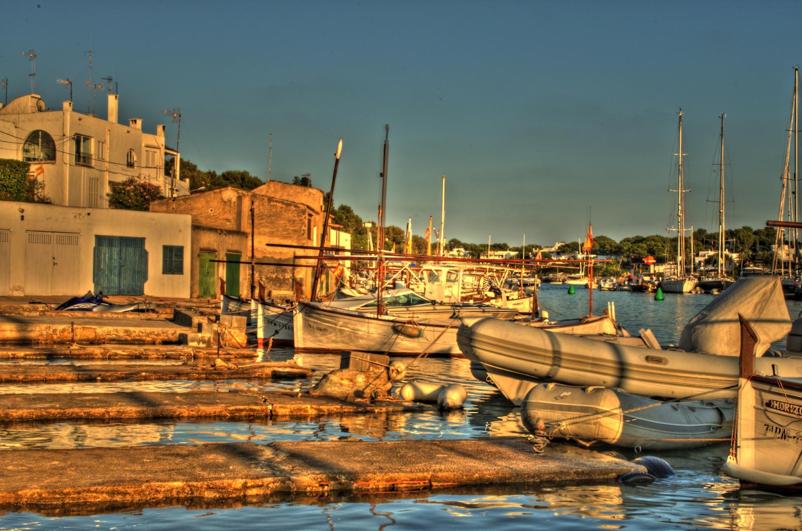 Hafen Cala d´Or