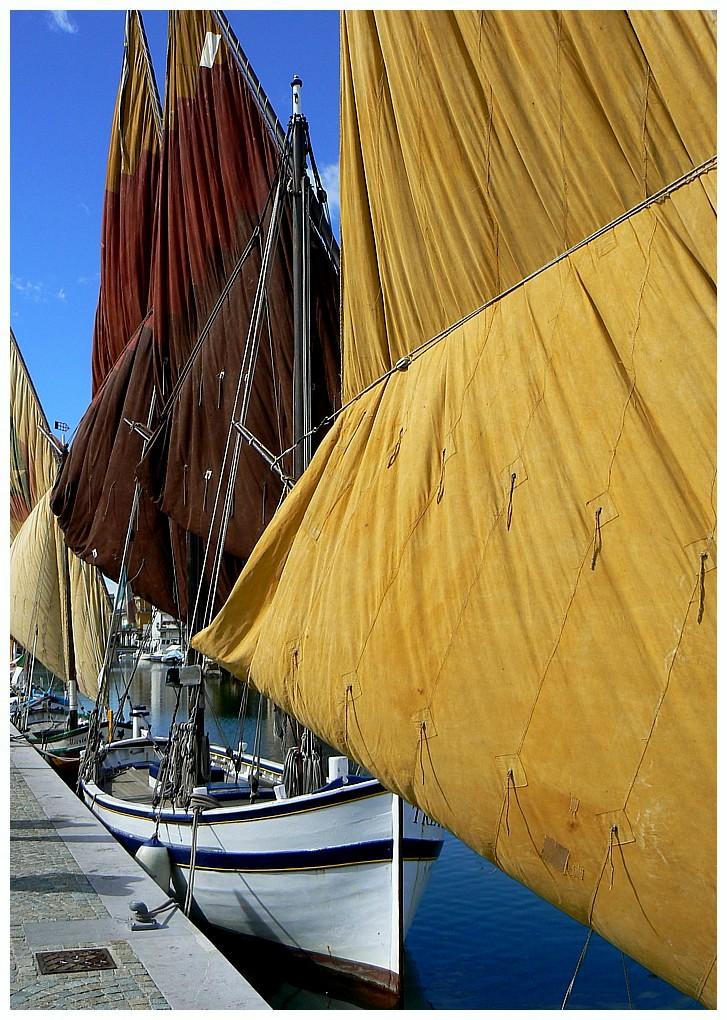 Hafen Cervia, Italy