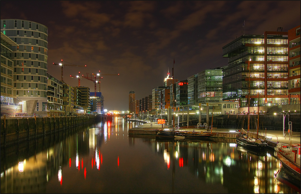 ~~~ Hafen City ~~~