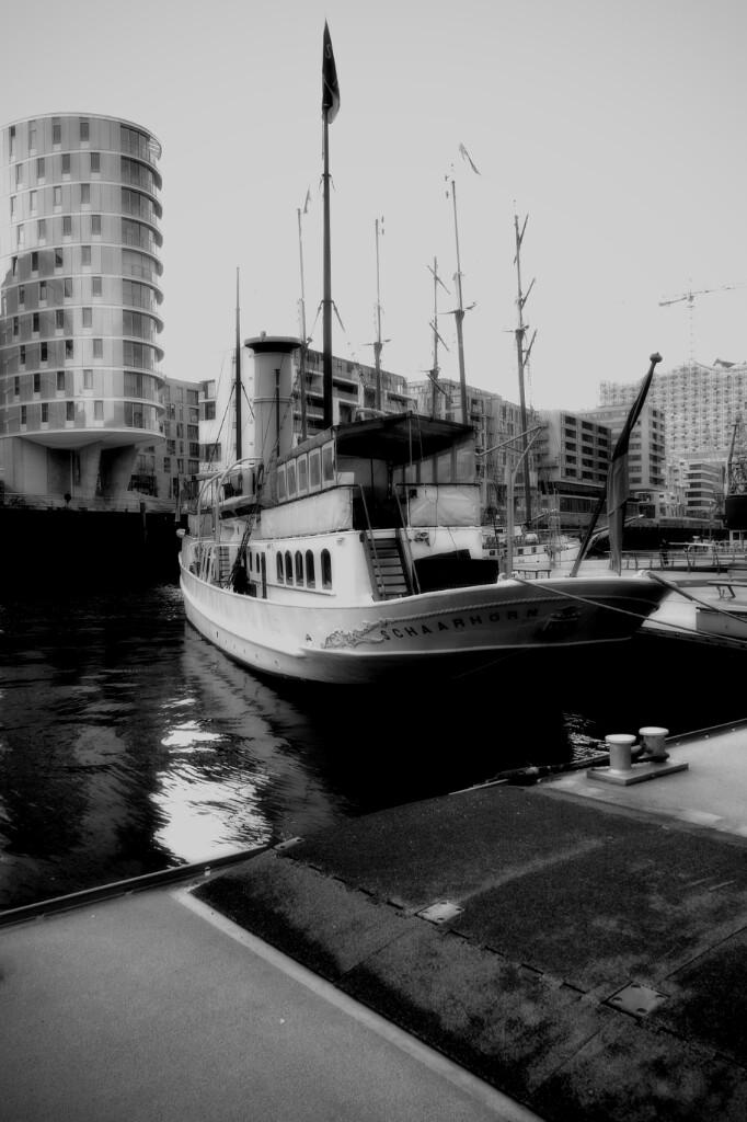 Hafen-City Hamburg