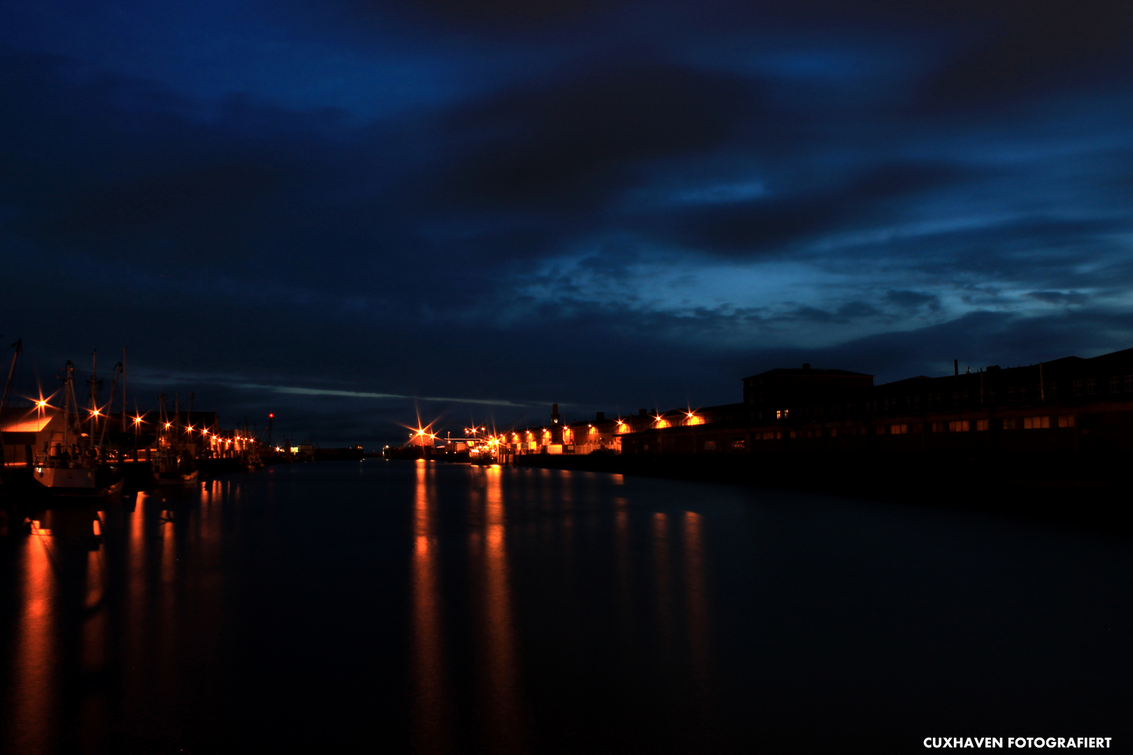 Hafen Cuxhaven