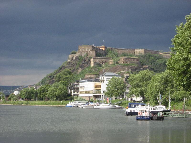 Hafen Ehrenbreitstein