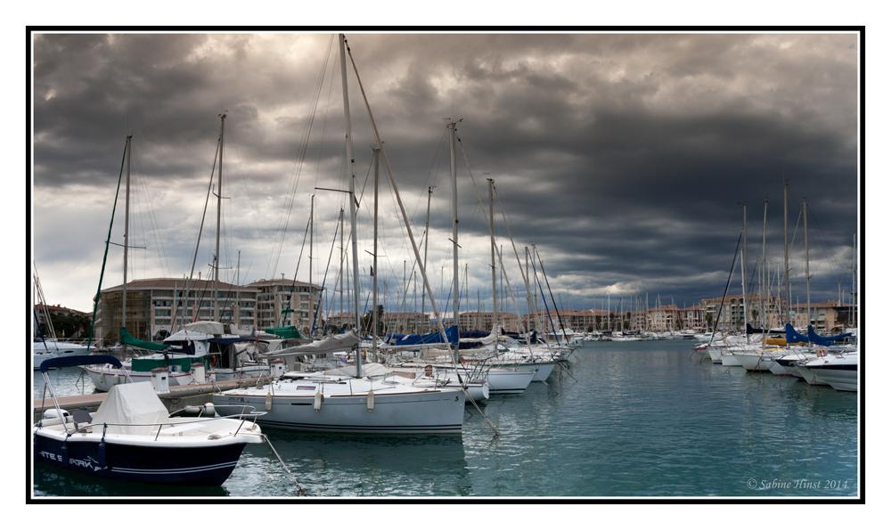 Hafen Fréjus 1