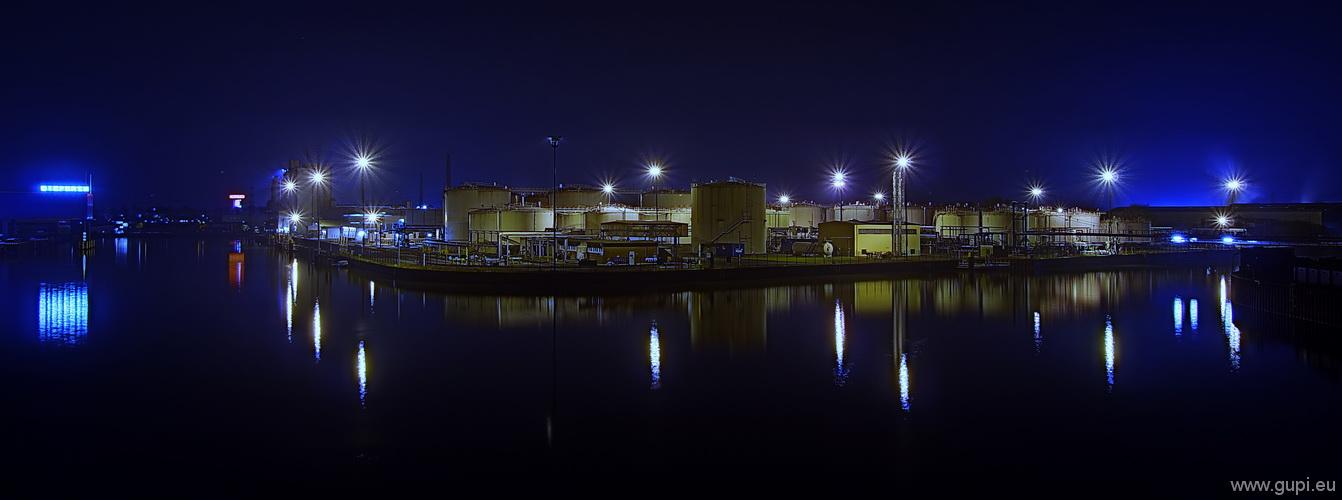 Hafen Gelsenkirchen (Pano)