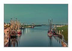 Hafen Greetsiel - 2