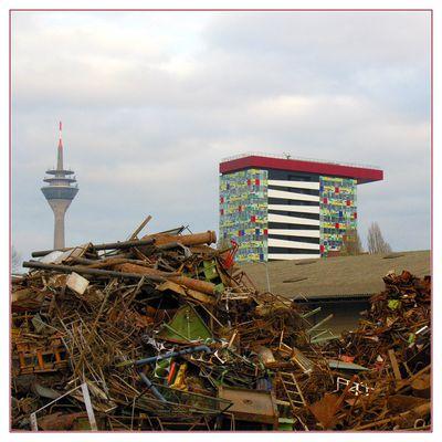 Hafen & Hafen, Düsseldorf, Nov. 2005