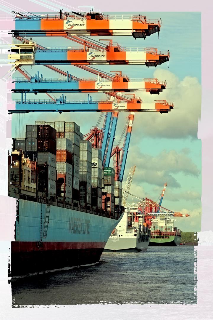 Hafen Hamburg 1