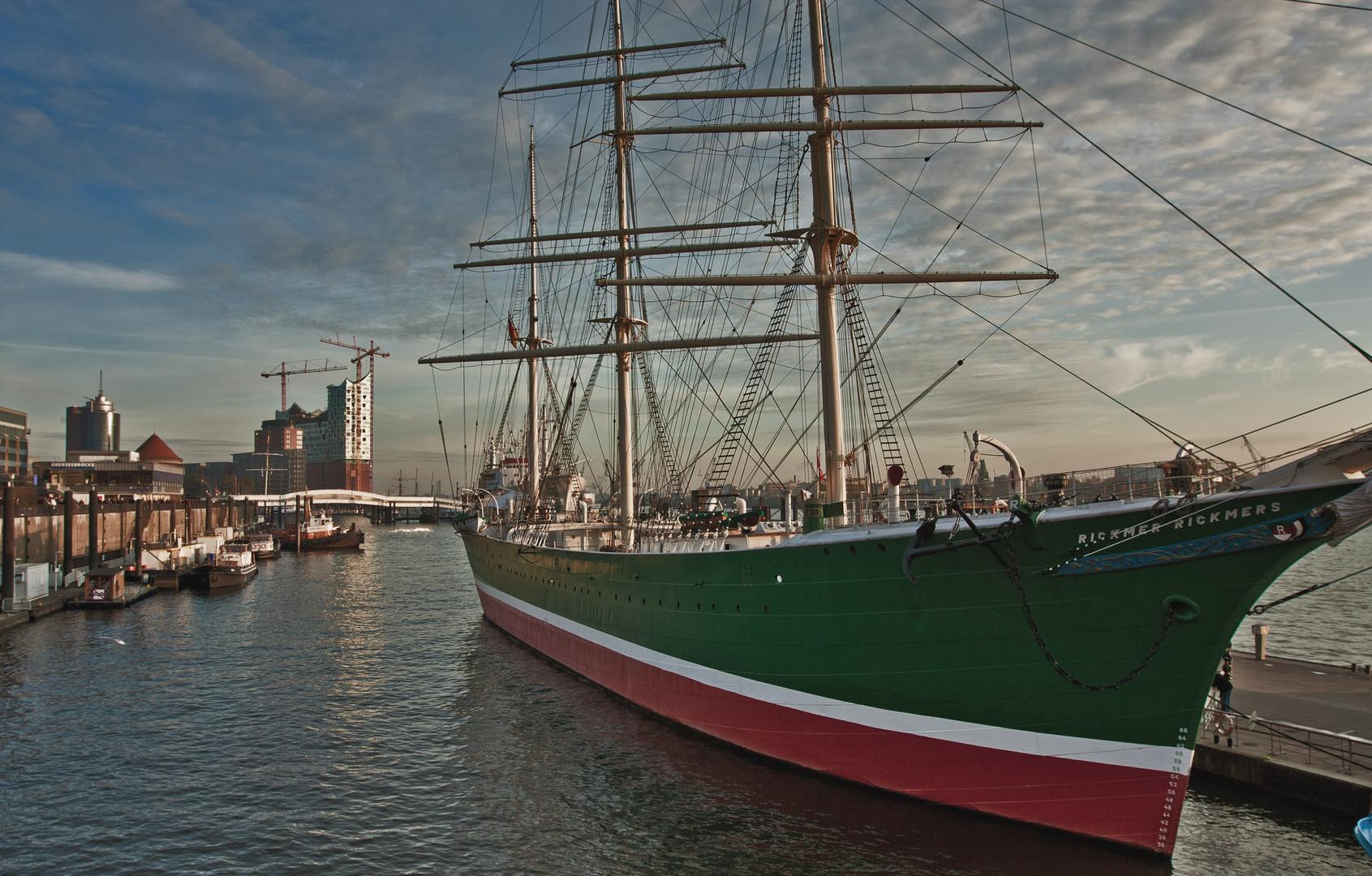 °°° Hafen Hamburg....°°°