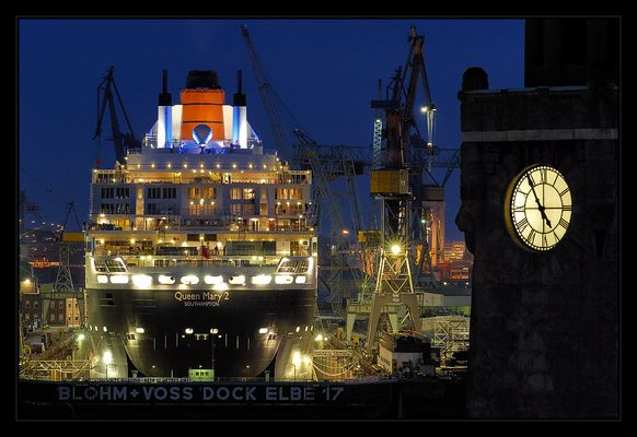 Hafen Hamburg DOCK 17