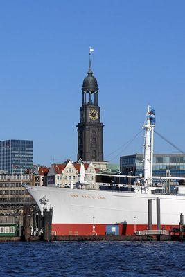 Hafen Hamburg - Symbole