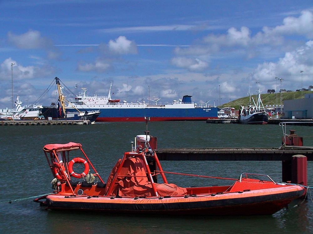 Hafen - Hanstholm Dänemark