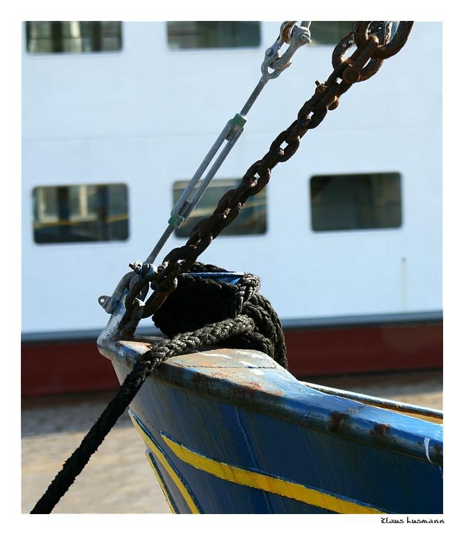 Hafen Harlesiel . . .