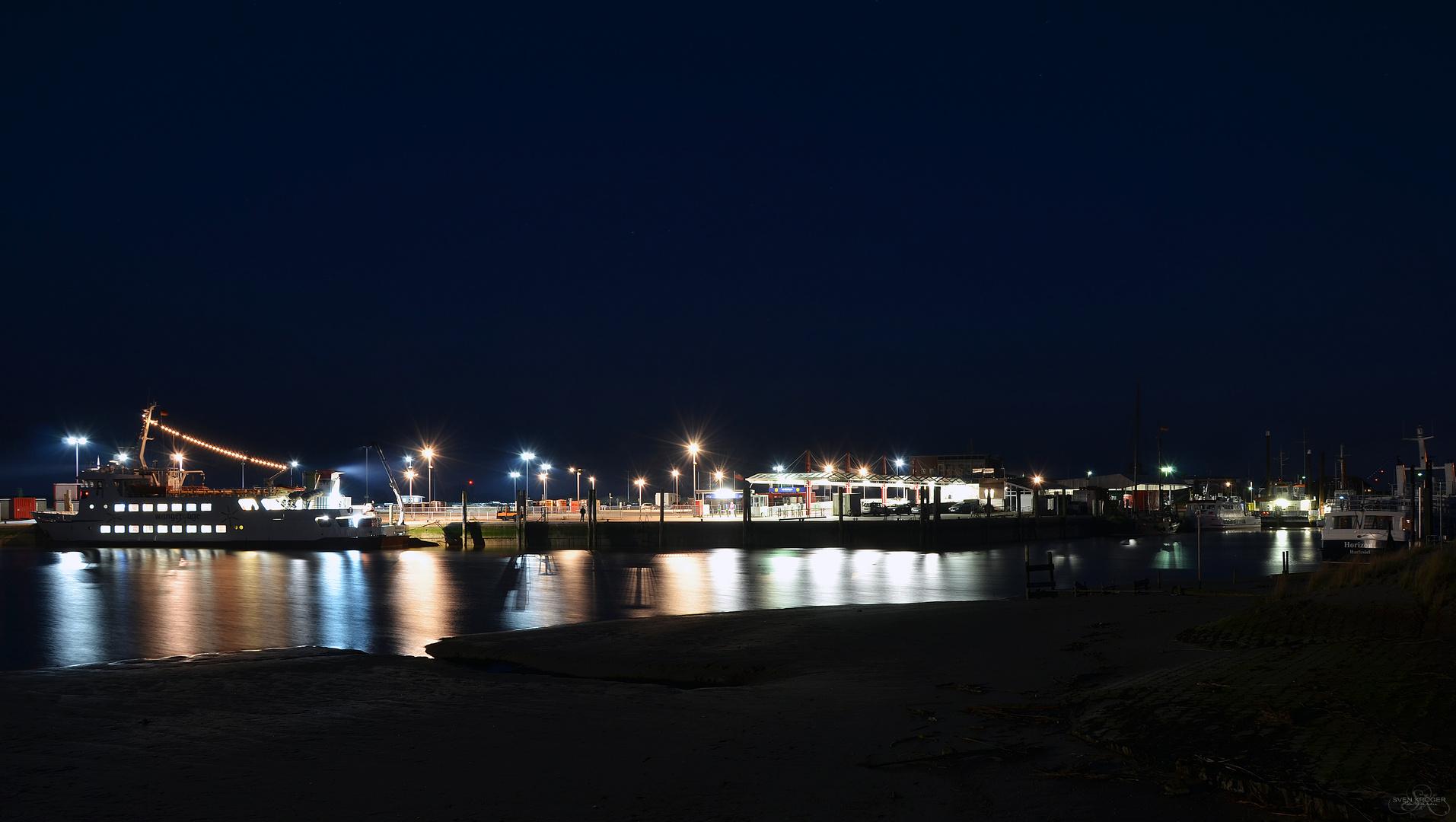 Hafen Harlesiel