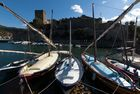 Hafen in Collioure