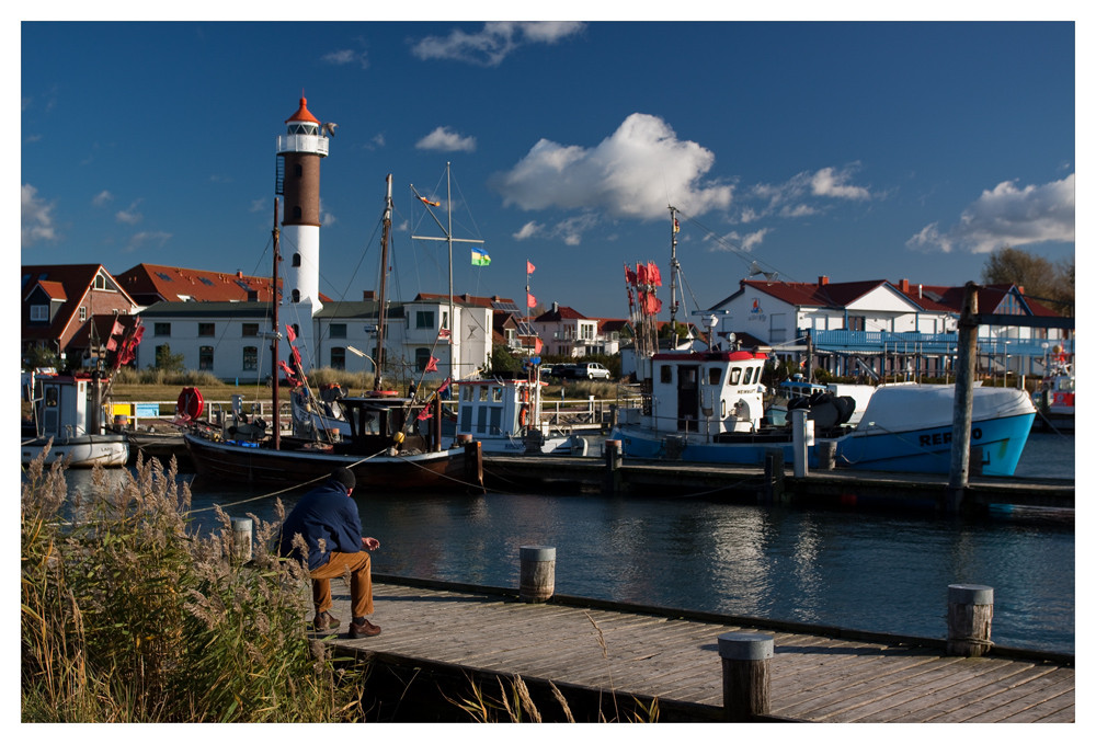 Hafen in Color