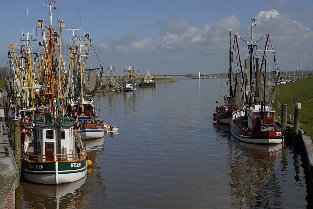 Hafen in Greetsiel (1)