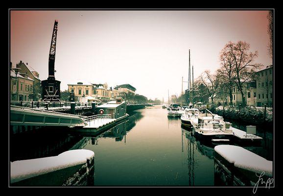 Hafen in Oldenburg